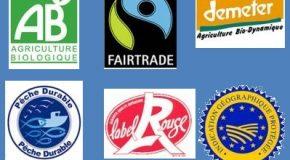 Labels alimentaires et signes de qualité